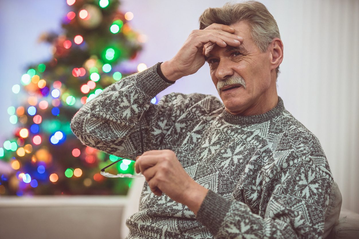 Chronic pain increases holiday depression: How pain impacts self-image and interpersonal relationships